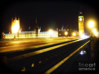Photograph - Big Ben by Thanh Tran