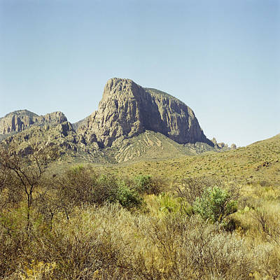 Photograph - Big Bend Natinal Park Scenic by M K Miller