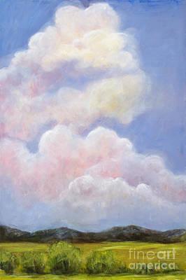 Painting - Big Blue Colorado Sky by Pati Pelz