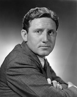 1937 Movies Photograph - Big City, Spencer Tracy, 1937 by Everett