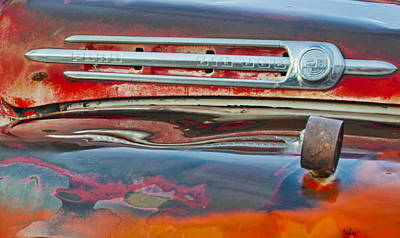 Old West Photograph - Big Job Ford by Brian Lambert