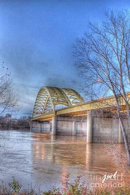Photograph - Big Mac Bridge by Jeremy Lankford