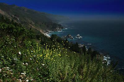 Photograph - Big Sur California by Benjamin Dahl