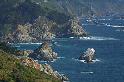 Photograph - Big Sur Coast by Gregory Scott