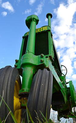 Photograph - 'big' Tractor IIi by JD Grimes