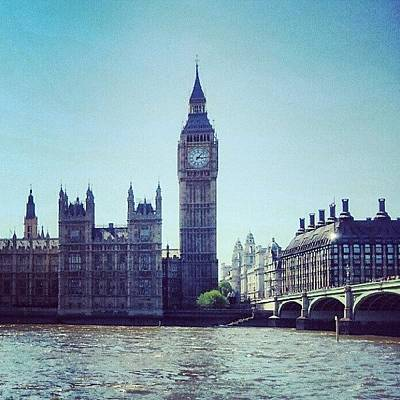 Ignation Photograph - #bigben #buildings #westminster by Abdelrahman Alawwad
