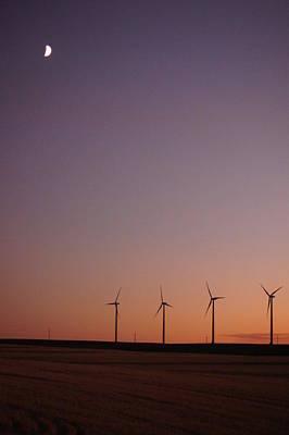 Photograph - Biggs Windmills by Angi Parks