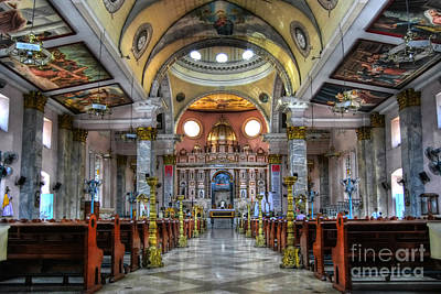 Photograph - Binondo Church by Yhun Suarez