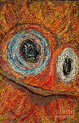 Birdman Art Print by Bill Davis