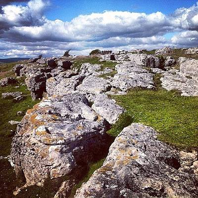 Rock Wall Art - Photograph - Birkrigg by Nic Squirrell