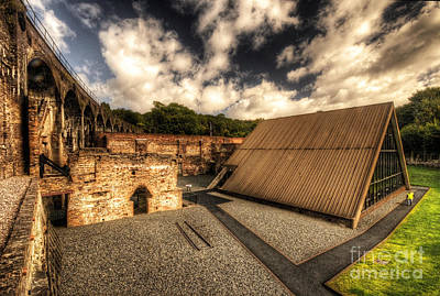 Coalbrookdale Photograph - Birthplace Of A Revolution by Rob Hawkins