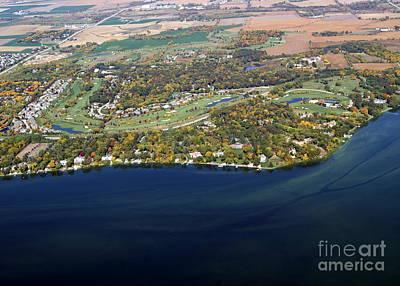Photograph - B-011 Bishops Bay Golf  by Bill Lang