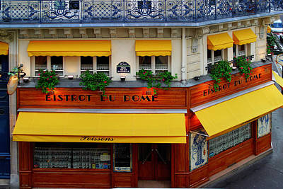 Bistrot Du Dome Original by John Galbo