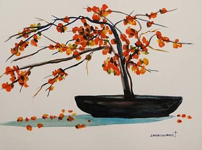 Bittersweet Painting - Bittersweet by John Williams