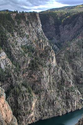 Black Canyon Of The Gunnison National Park Art Print