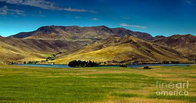 Landsacape Photograph - Black Canyon Reservoir by Robert Bales