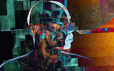 African-american Digital Art - Black History Month Part 1 by Bear Welch