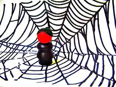 Black Widow Original by Ricky Sencion