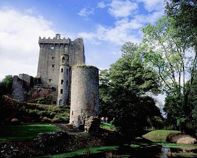 Photograph - Blarney Castle, County Cork, Ireland by The Irish Image Collection