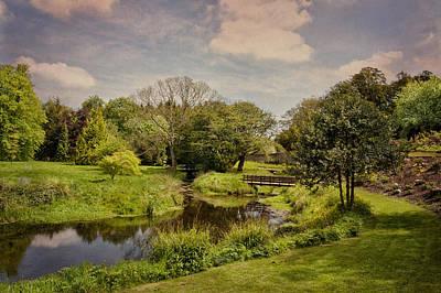Photograph - Blarney Castle Gardens by Cheryl Davis