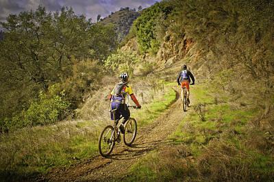Photograph - Blazing The Trail by Sherri Meyer