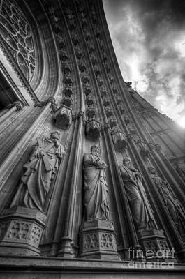 Photograph - Blessed Be The Saints by Yhun Suarez