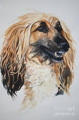 Painting - Blonde by Susan Herber