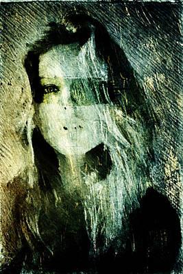 Blondie Digital Art - Blondie by Andrea Barbieri