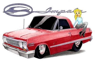 Blondie's Impala Original
