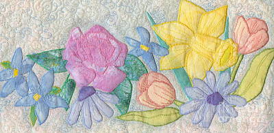Bloomin' Favorites Art Print