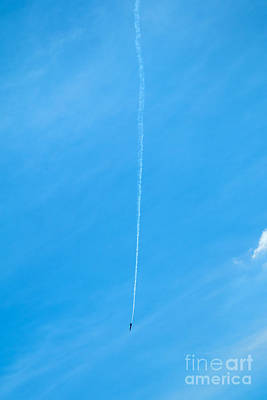 Photograph - Blue Angel Down by Mark Dodd