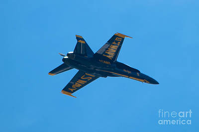 Photograph - Blue Angels 22 by Mark Dodd
