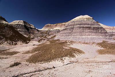 Photograph - Blue Badlands by Adam Jewell
