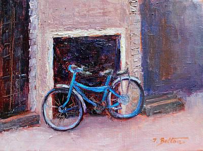 Blue Bike Original