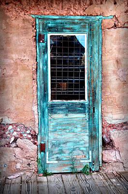 Blue Door 316 Art Print