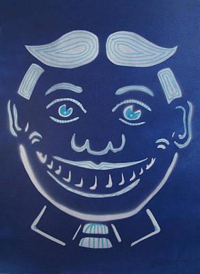 Blue Dream Tillie Original by Patricia Arroyo