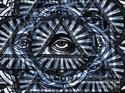 Photograph - Eye Of Providence  by Chris Berry