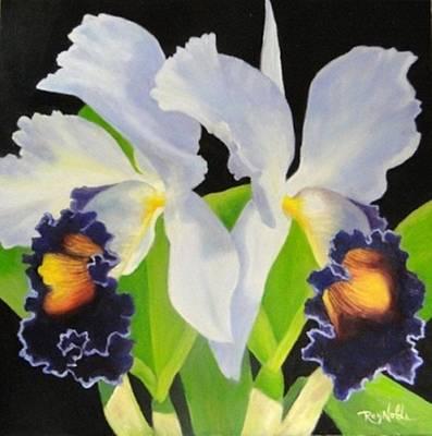 Blue Heaven Original by Carol Reynolds