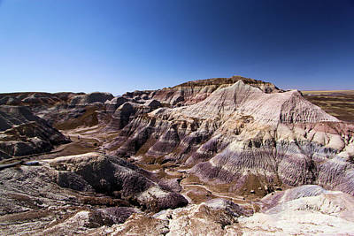 Photograph - Blue Mesa Overlook by Adam Jewell
