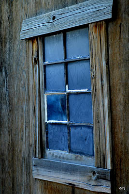 Photograph - Blue Mood by Diane montana Jansson