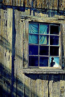 Photograph - Blue Shadows by Diane montana Jansson