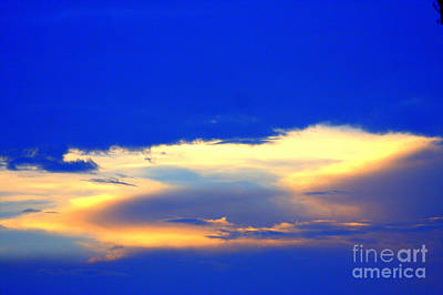 Photograph - Blue Skys by Bret Worrell