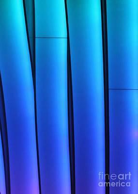 Photograph - Blue Waves by Sabrina L Ryan