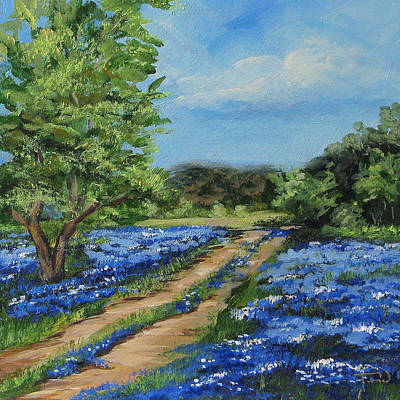 Bluebonnet Road Original