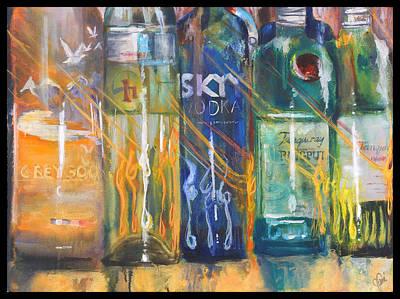 Blur Art Print by Jami Childers