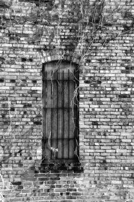 Photograph - Boarded Up by Jan Amiss Photography