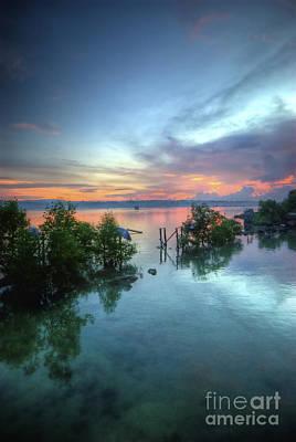 Photograph - Boat Hangers by Yhun Suarez