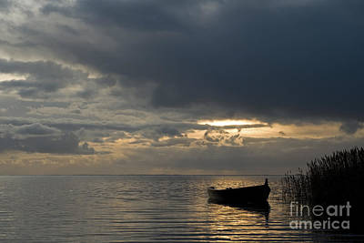 Photograph - Boat by Jorgen Norgaard