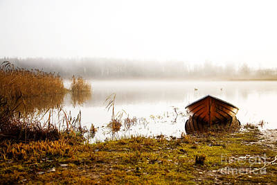 Photograph - Boat by Kati Molin