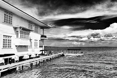 Photograph - Boat Ride In Bocas by John Rizzuto